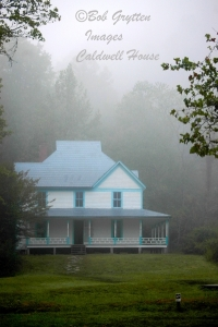 Caldwell House, Cataloochee Valley